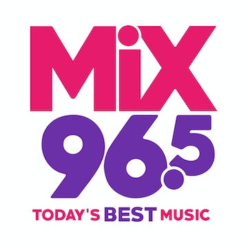 Sponsor, Mix 96.5: Today's Best Music