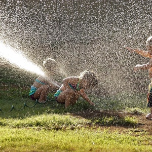 Sprinkler Saturdays